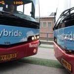 Hybride bus Enschede